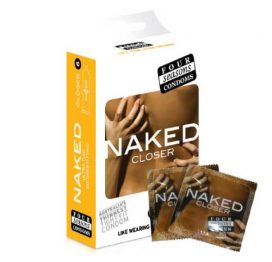 Four Seasons Naked Closer Condom