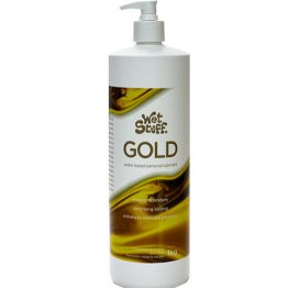 Wet Stuff Gold 1kg Pump Dispenser lubricant