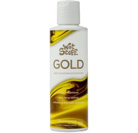 Wet Stuff Gold 270g Disc Dispenser lubricant