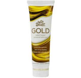 Wet Stuff Gold 100g Tube lubricant